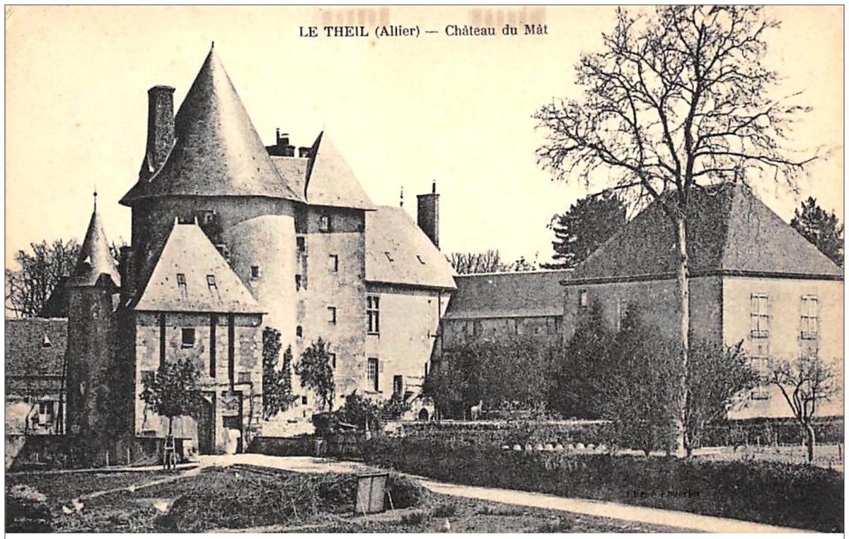 Carte postale ancienne 1